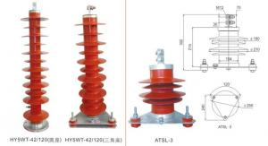 Wholesale Electrical Railway Protection 65KA 100KA Lightning Arrester from china suppliers
