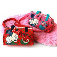 Wholesale Minnie Red Satchel Lovely And Beautiful For Kids from china suppliers