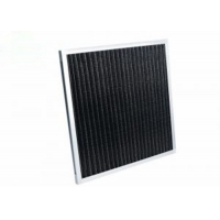 Wholesale Pleated Activated Carbon Air Filter For Filtration Of UnPleasant Smell from china suppliers