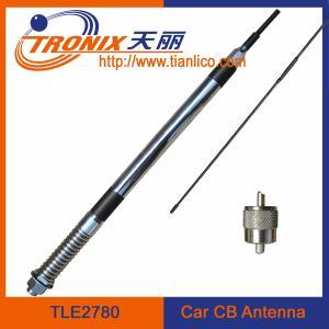 Wholesale marine car antenna/ heavy duty spring cb car antenna/ marine cb antenna TLE2780 from china suppliers