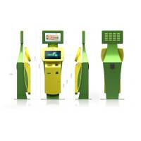 Industrial PC, Retail / Ordering / Payment Card Dispenser Kiosks with Multimedia Speakers