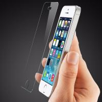 Buy cheap Scratch Resistant Smudge Free Screen Protector , Iphone 5s Glass Screen from wholesalers