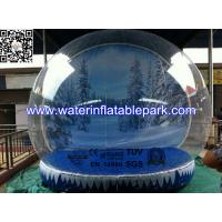 Wholesale Advertising Large Inflatable Bubble Tent  Outdoor with 2 Tunnels from china suppliers