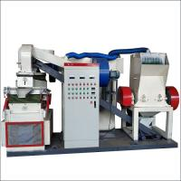Wholesale Hot selling 220/240v copper wire granulator/wire recycling machine for indian market from china suppliers