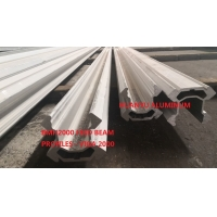 Buy cheap 6000MM Long Feed Beam Aluminum Extruded Profiles For Drilling Rig from wholesalers