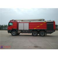 China 16 Forward Gears Airport Fire Truck on sale