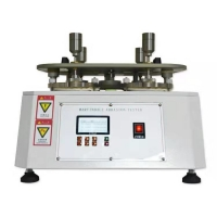 Wholesale ISO12945-2 Button Type Martindale Abrasion Tester With LCD Display from china suppliers