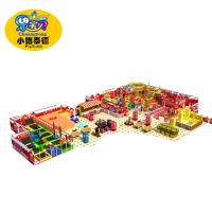 China Big Capacity Soft Indoor Playground Equipment European Standard Environmental Protection on sale