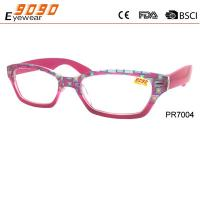 2017 customized plastic reading glasses and cheap promotional glasses