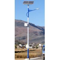 Best 10W-80W Solar Street Light with Battery Boxes of Mounted-on- top-of-pole Type wholesale