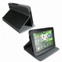 Wholesale Folio Leather Case for Samsung Galaxy Tab 8.9, Available in Novel, Unique and Fashionable Designs from china suppliers