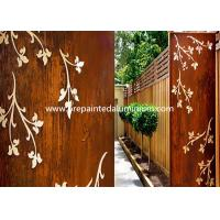 China Weather Resistance Corten Steel Panels Used For Public Area And The Buildings Of Artistic Quality And Style for sale