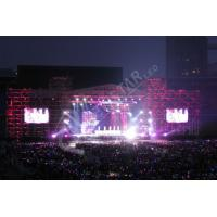 China P10 Outdoor Curtain LED Display SMD 3535 LED Video Wall Screen for Event and Stage on sale