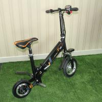 Wholesale Aluminum Wheel Smart Electric Bike 12 Inch 36V 250W Removable Lithium Battery from china suppliers