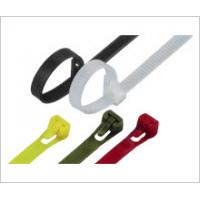 Wholesale Colorful Nylon Releasable Industrial Cable Ties For Packing Power Cables from china suppliers