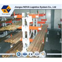 Wholesale Powder Coating Cantilever Storage Racks / Cantilever Shelving Systems from china suppliers