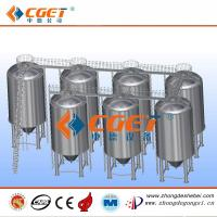 Wholesale beer making from a  full line brewery machine from china suppliers