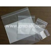 Wholesale Writable Zip Lock Bag from china suppliers