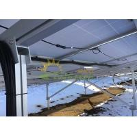 Wholesale OEM Solar Panel Fixing Kits , Excellent Foldable Ground Mounted Solar Pv from china suppliers