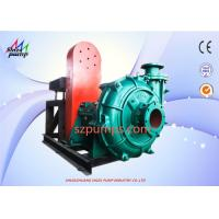 Buy cheap Anti - Shock Single Stage Centrifugal Type Pump 150ZJ - A55 For Slag Handling from wholesalers