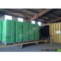 Cabbage Vacuum Cooling Equipment Customized With Danfoss / Eden Refrigeration Parts