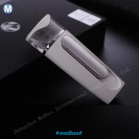 China nanoMix-A nano mist Rechargeable Nano Facial Mist Sprayer For Personal Care for toner serums Essiences for sale