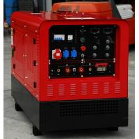 Wholesale AC Stick 12kw Diesel Welding Generator FCAW Amperage 450A / 480A Arc Welder 75V Circuit Voltage from china suppliers