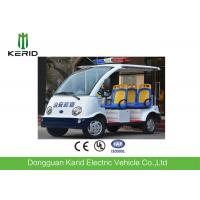 China Unique 4 Seats Electric Sightseeing Car / Electric Shuttle Bus Battery Powered on sale