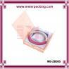 Buy lady bracelet paper jewelry gift box/Custom paper cardboard box ME-ZB005 for sale