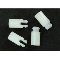 Compact 25mm White PCB Plastic Standoff Impact Resistance SS0625