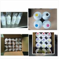 China high quality ink  CMYK dye sublimation ink for DX5/DX7 printhead on garment for sale
