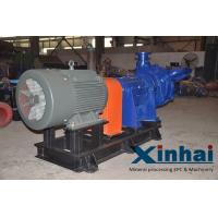 Wholesale Corrosion Resistant Alloy Mining Slurry Pump In Metallurgy , Electric Power from china suppliers