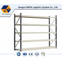 Wholesale Warehouse Metal Storage Shelving Fire Resistance Structure Easy Assembly from china suppliers