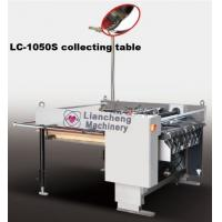 Wholesale 4200P/H Top Speed Auto Screen Printing Machine Stacking Machine Photoelectricity Monitoring from china suppliers
