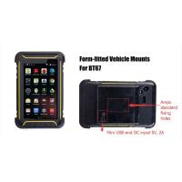 Best 7 inch OGS screen 3G Android in-vehicle rugged tablet BT67 with NFC/GPS/WIFI/Bluetooth wholesale