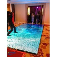 Wholesale P8.9 P10 P12.5 P17.8 P20.83 P 31.25 Outdoor /Indoor LED Floor Tiles/LED dance floor displa from china suppliers
