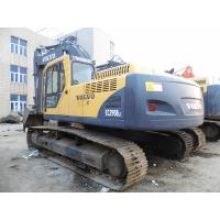 China 2010 Year Second Hand Excavators , Used Volvo Excavator EC290BLC Volvo D7D Engine on sale