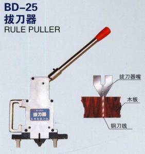Best Rule Puller Cutting Blade Auto Bender Machine Smart Design wholesale