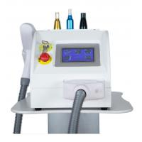 China Portable ND YAG Laser Tattoo Removal Machine for sale