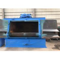 Wholesale Tumble Belt Steel Shot Blasting Machine With 2500×1200×3900mm Machine Size from china suppliers