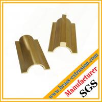 Wholesale brass extrusion profile electrical parts from china suppliers