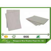 Wholesale Uncoated Laminated Grey Chipboard For Jewelry Box / Gift Box Packaging Paper from china suppliers