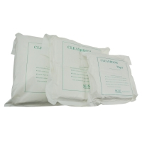 """Wholesale Ultrasonic Cut Double Knnit Polyester 6""""*6"""" Cleanroom Wipes from china suppliers"""