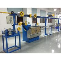 China Automatic Cable Wire Machine Extrusion Equipment Japan NSK Bearing Siemens Inverter for sale