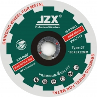 """Wholesale 7"""" X 1/4"""" X 7/8"""" T27 Depressed Center Steel Grinding Wheel from china suppliers"""
