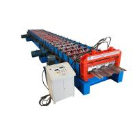 Best Long Life Precise Steel Floor Deck Roll Forming Machine with CE wholesale