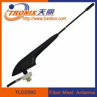 Wholesale rubber mast radio car antenna/ car am fm radio antenna TLD2890 from china suppliers