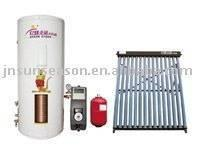 Wholesale split  heat  exchanger solar water heater from china suppliers