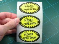 Buy cheap Label Paper Sticker (XH-SF05) from wholesalers