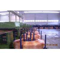 Wholesale 6 Strand Upward Continuous Casting Machine , Copper Continuous Casting Machine from china suppliers
